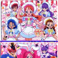 ダイソーのキラキラ☆プリキュアアラモードパズル