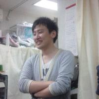 新人執事。鳥取県でトップのテニスプレーヤーだった太郎君です。テニスコーチもします。