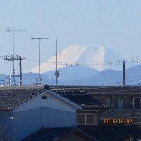 日記(12.2)富士山