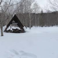 糠平キャンプ場