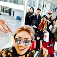 withus_yonghyun kim @Galssam2 さんtwitter Go to Tokyo 🛫