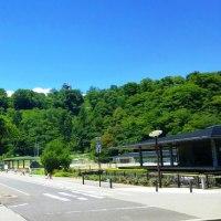 越前大野城(福井県大野市)