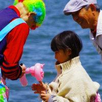 びわ湖畔のイベント