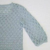 セーターに挑戦