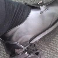 金曜日に靴が壊れた結果