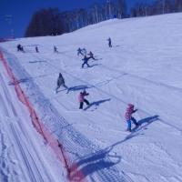スキー学習が終了しました!