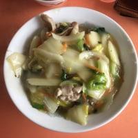 カツ丼→中華丼