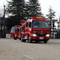 平成29年箕面市消防出初式を開催しました!!