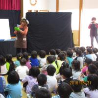 市原市「人形劇団とんとん」大槌町公演の報告! 2016/5/31