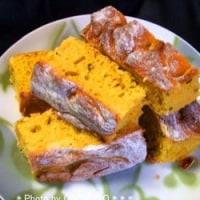 かぼちゃパンと、フレンチトースト