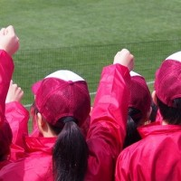選抜高校野球の応援!