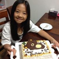 しおりチャン8th Birthday