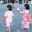 保育園 夏祭り