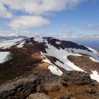 安達太良山へ、2週間ぶりに下見!