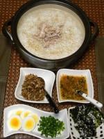 韓国風ぷるるん粥