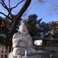 パワースポット 荏原神社