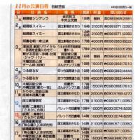 11月の沖縄の伝統芸能スケジュール