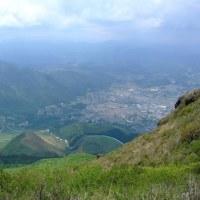 今日の由布岳 5/17 登ってきました。