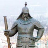 忠武公李舜臣 (朝鮮英雄伝 その1)