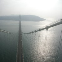 明石海峡大橋ブリッジワールド(見学会)
