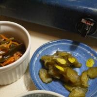 今日の料理・・・