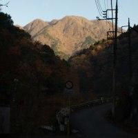 大石山(同角山稜)