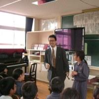 小学校3年生のリコーダー導入指導