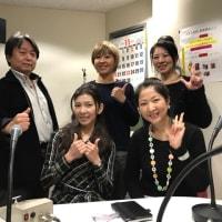 かわさきFMに松永ひとみさんと有桂さんがゲスト