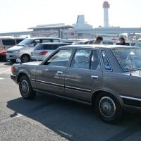 Nissan Gloria 1983- マイルドなスタイリングになった7代目のニッサン グロリア