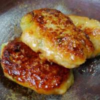 鶏ひき肉でつくねの照り焼きを作ろう♪