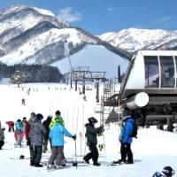 栂池春スキーリフト券
