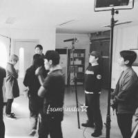 今日の撮影⑥~🎬  クォン・サンウ   チェ・ガンヒ主演『推理の女王』 最終回..撮影 終わり。