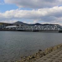 旭橋~太田川放水路散策
