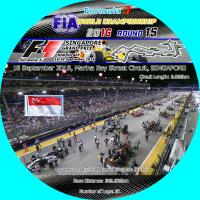 2016F1シンガポールグランプリ
