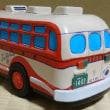 ブリキ製【ボンネットバス伊豆の踊子号】が届きました。
