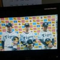 【阪神】中日に3タテ達成!
