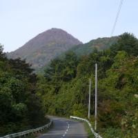 南昌山(10/25、山粧う)