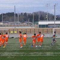 試合開始 アルビレックス新潟U-18セカンド×加茂暁星高校サッカー部