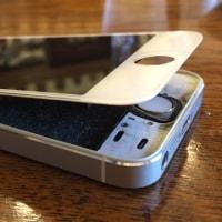 iPhone壊れた