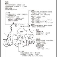 2017熊本県内における市町村区分けの事業計画