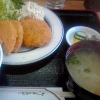 トンカツ 浅井/組み合わせ定食 (700円~)