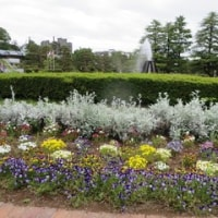 花ひらくフランス風景画
