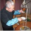 3月の研修旅館吉田屋 てんぷら油を燃料に! ~「平成のエジソン」に習うBDF講座~