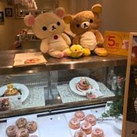 大阪旅行  リラックマカフェ