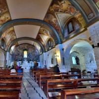 サンタ・マリア・デル・モンテ教会…カンポバッソ