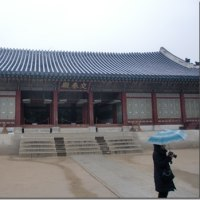 韓国旅行(景福宮)