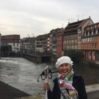 ノルディックウォーキング旅:スイス バーゼル