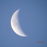 月齢24.1(三日月)