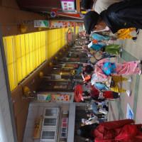 春の恒例イベント『ファミリーカーニバル』開催中