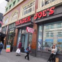 ダウンタウンのTrader Joe's